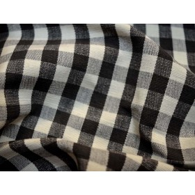 Chester Charcoal Roth & Tompkins Fabric
