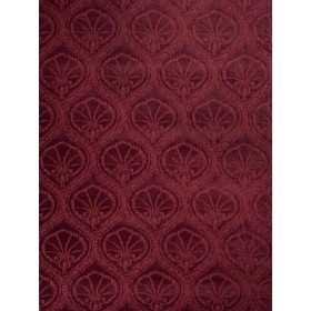 Glowing Diomedes Moroccan Red Fabric
