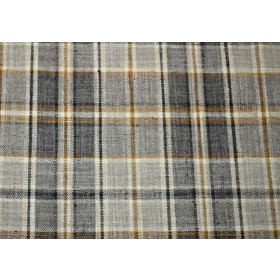 Stately Charcoal Kaufmann Fabric