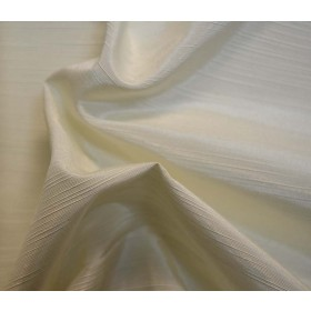 Regal Satin White White Heritage House Fabric