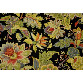 Venezia Noir Swavelle Mill Creek Fabric