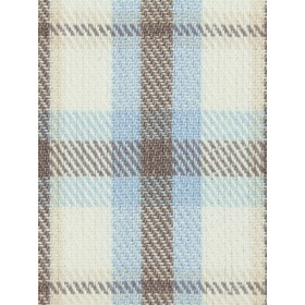 Large Check   Chambray by Robert Allen