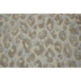 Snow Leopard Breeze Kaufmann Fabric