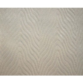 REMNANT Textured White Fabric 57 inches x 2.125 yards