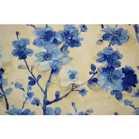 Tree Blossom River Waverly Fabric