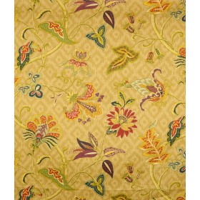 REMNANT Deauville Gem Fabric 54 inches x 6.75 yards + More In Two Pieces