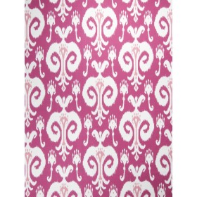 Exceptional Definitely Maybe Raspberry Fabric