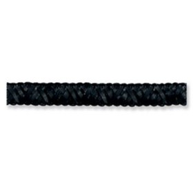 Charming Leather Tape | Black by Robert Allen