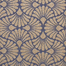 2329CB BLUE WILLOW RM Coco Fabric
