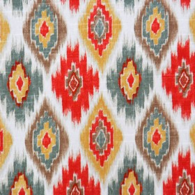 2341CB INDIAN SKY RM Coco Fabric
