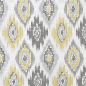2341CB MAIZE RM Coco Fabric