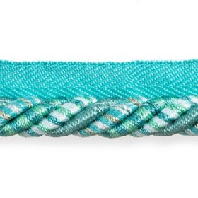 Gorgeous Library Rope | Turquoise by Robert Allen