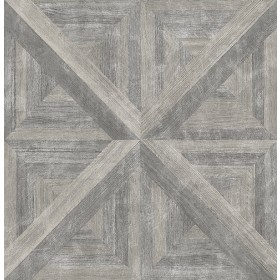 2540-24018 Carriage House Taupe Wood Wallpaper