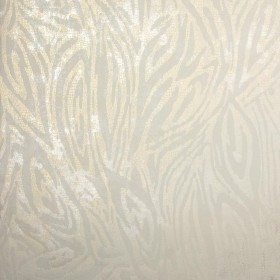 Tempest Champagne Abstract Zebra Wallpaper