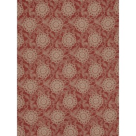 Stunning Tournesal Rouge Fabric
