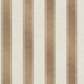 Simmons Copper Regal Stripe Wallpaper