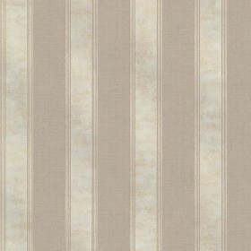 Simmons Taupe Regal Stripe Wallpaper