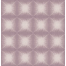 Echo Purple Geometric Wallpaper