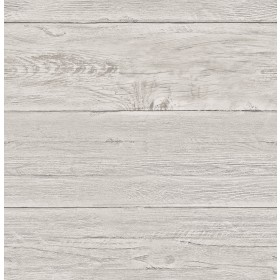 White Washed Boards Grey Shiplap Wallpaper