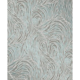 Essence Andie Teal Swirl Wallpaper