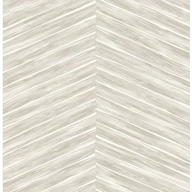 2767-23777 Pina Light Grey Chevron Weave Wallpaper