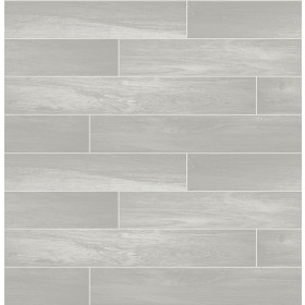 2767-23817 Nika Grey Sleek Wood Wallpaper
