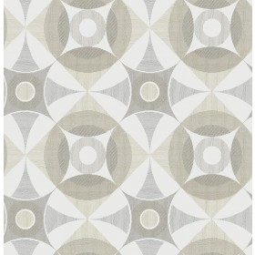 2821-25134 Ellis Brown Geometric Wallpaper
