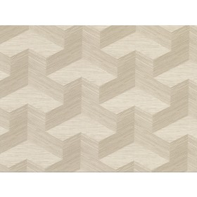 2829-82057 Y Knot Neutral Geometric Texture Wallpaper