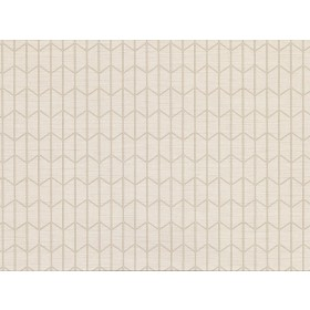 2830-2731 Gauntlet Cream Geometric Wallpaper
