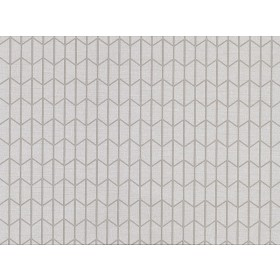 2830-2733 Gauntlet Light Grey Geometric Wallpaper