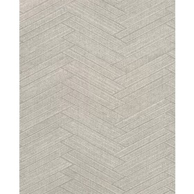 2830-2763 Karma Light Grey Herringhone Weave Wallpaper