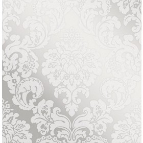 2834-42238 Margot Silver Damask Wallpaper