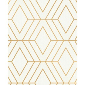 2834-42344 Adaline Off-white Geometric Wallpaper