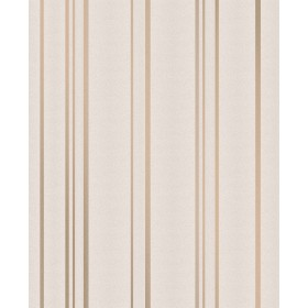 2834-42347 Thierry Rose Gold Stripe Wallpaper