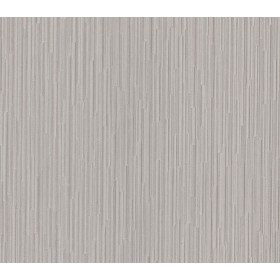 2835-DI40904 Cipriani Pewter Vertical Texture Wallpaper