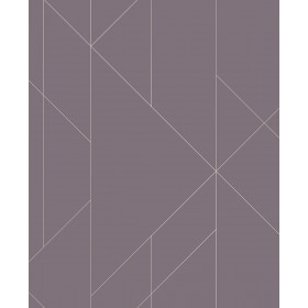 2889-25205 Torpa Purple Geometric Wallpaper