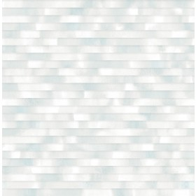 2889-25230 Kalmar Light Blue Hazy Stripe Wallpaper