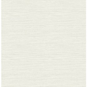2901-24281 Agave Bliss Light Grey Faux Grasscloth Wallpaper
