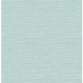 2901-24282 Agave Bliss Teal Faux Grasscloth Wallpaper