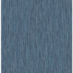 2901-25423 Raffia Thames Blue Faux Grasscloth Wallpaper
