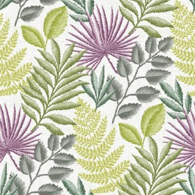 2901-87501 Palomas Green Botanical Wallpaper