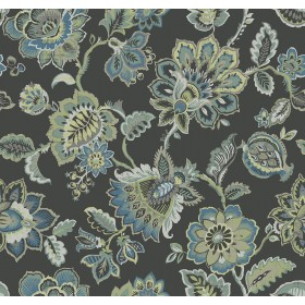 2901-87516 Corona Multicolor Jacobean Wallpaper