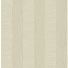 2908-25307 Intrepid Champagne Faux Grasscloth Stripe Wallpaper