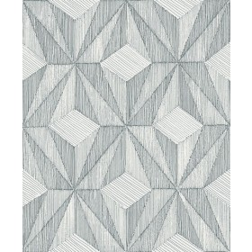 2908-87103 Paragon Slate Geometric Wallpaper