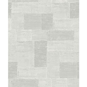 2908-87114 Composition Silver Global Geometric Wallpaper