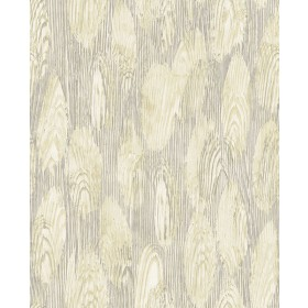 2908-87116 Monolith Light Yellow Abstract Wood Wallpaper