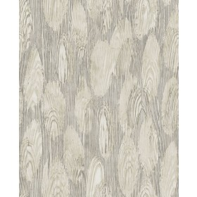 2908-87118 Monolith Grey Abstract Wood Wallpaper