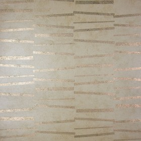 2927-10601 Luminescence Gold Abstract Stripe Wallpaper