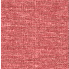 2969-24117 Exhale Coral Woven Texture Wallpaper