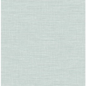 2969-25850 Exhale Blue Woven Texture Wallpaper